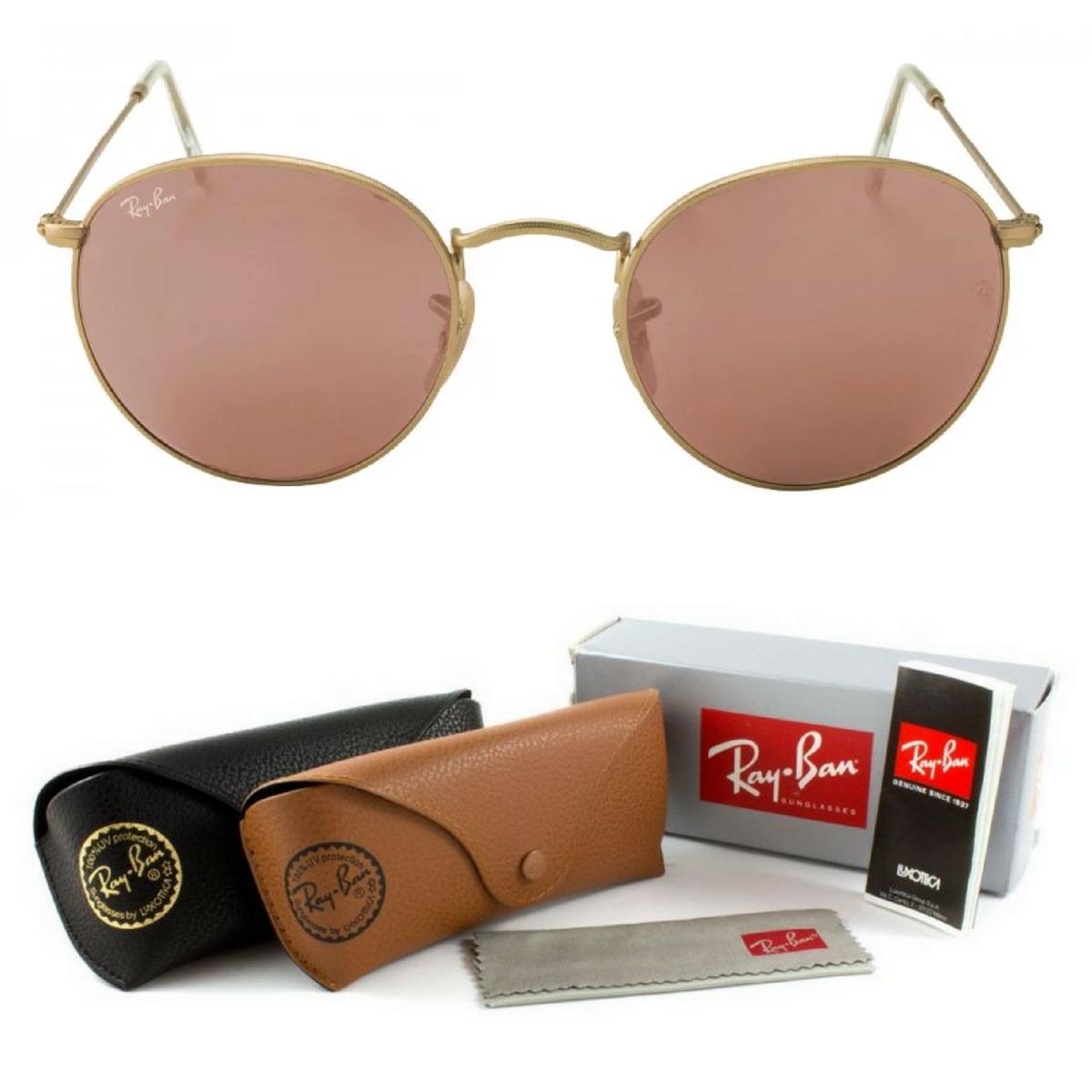 75ef612788d56 oculos redondo round john lenon rose feminino dourado origin. Carregando  zoom.