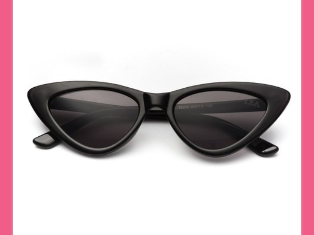 6e06da20c Óculos Retro Gatinho 2.0 Preto - R$ 35,00 em Mercado Livre