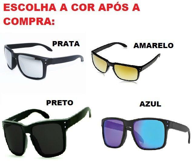 2dbe318dc Óculos Retro Lindo Espelhado Unissex Homem Mulher Cores Moda - R$ 39 ...