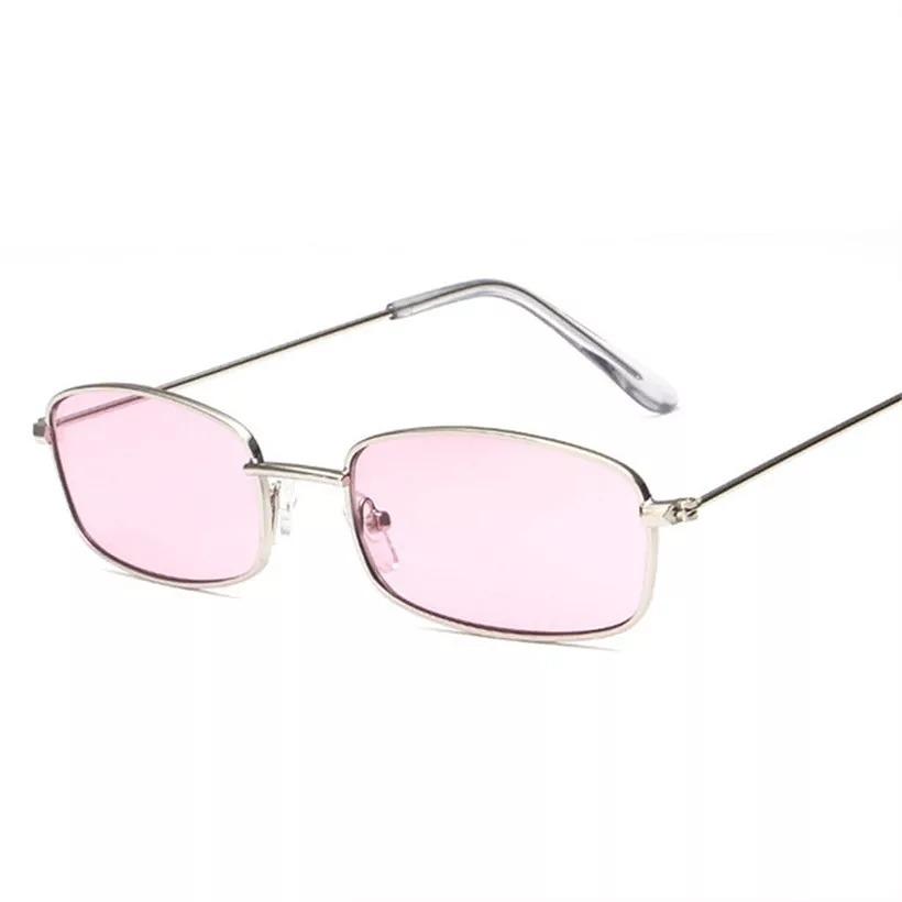 30fdda0f27a10 oculos retro quadrado pequeno rosa preto transparente vintag. Carregando  zoom.