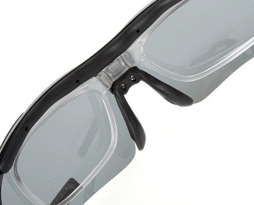 oculos rockbros ciclismo mtb speed 5 lentes polarizado preto