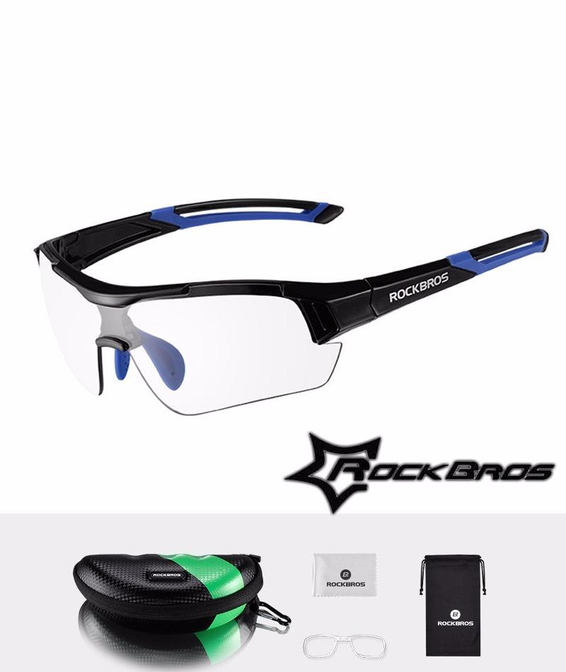 529704ae88bcf óculos rockbros fotocromático uv400 suporte lente de grau. Carregando zoom.