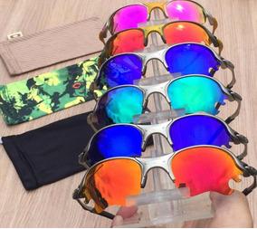 b0e4a6bff Oculos Oakley Juliet Lente Polarizada Original Fogo De Sol - Óculos ...