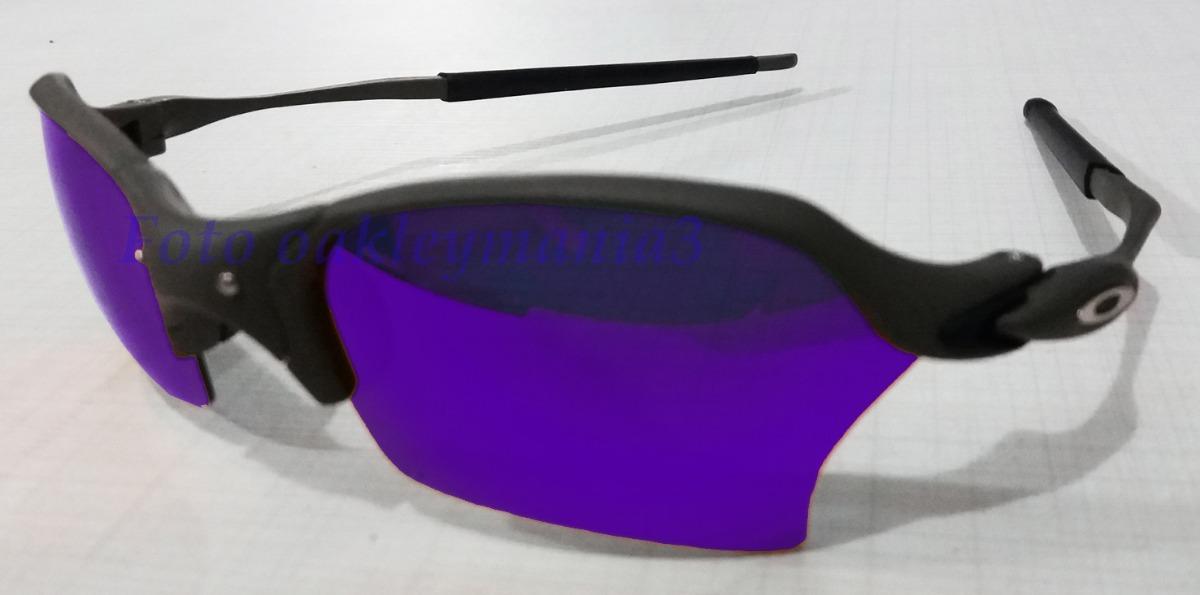 oakley holbrook lente roxo armação preta
