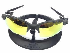 79c46b435 Oakley Juliet Romeu 2 Dourado - Óculos De Sol Oakley Juliet no ...