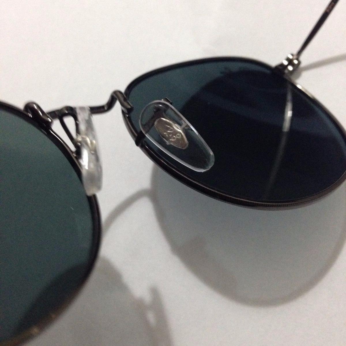 óculos round 3447 preto black classico john lennon redondo. Carregando zoom. 8feb245bd8