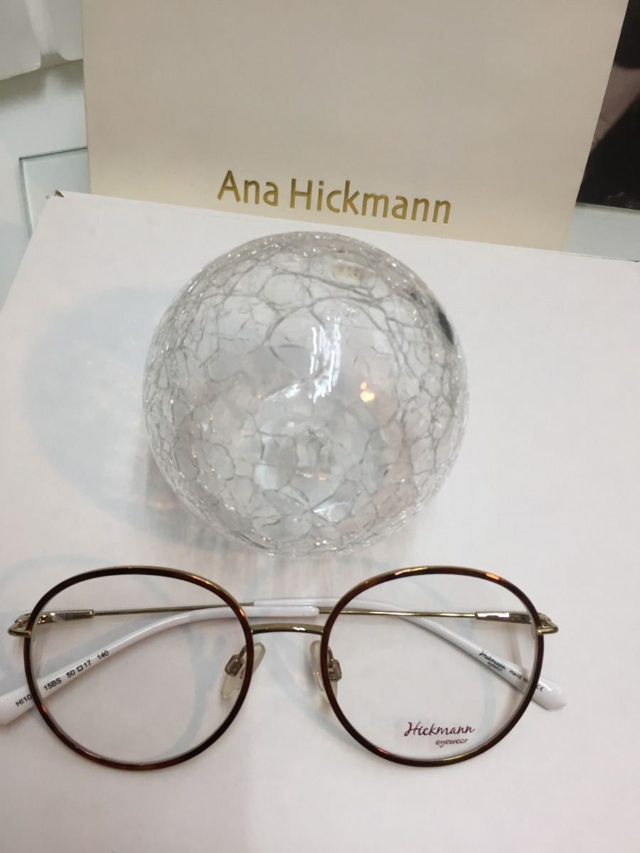óculos rx ana hickmann original de  555 por  299 46%off. Carregando zoom. e8e401c7cf