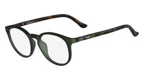 b2670c70c7 óculos Oculos Grau Salvatore Ferragamo no Mercado Livre Brasil