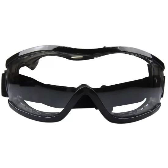 Óculos Segurança Ampla Visão Incolor Evolution Carbografite - R  28 ... b7694a387f