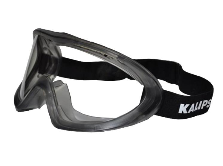 c5a044e5ba6be Óculos Segurança Angra Ampla Visão Incolor Af Kalipso - R  47