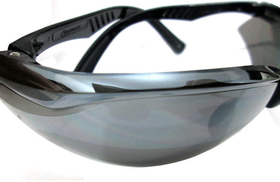 Óculos Segurança Cayman Cinza Espelhado - Carbografite - R  53,20 em ... c25a7fad4f