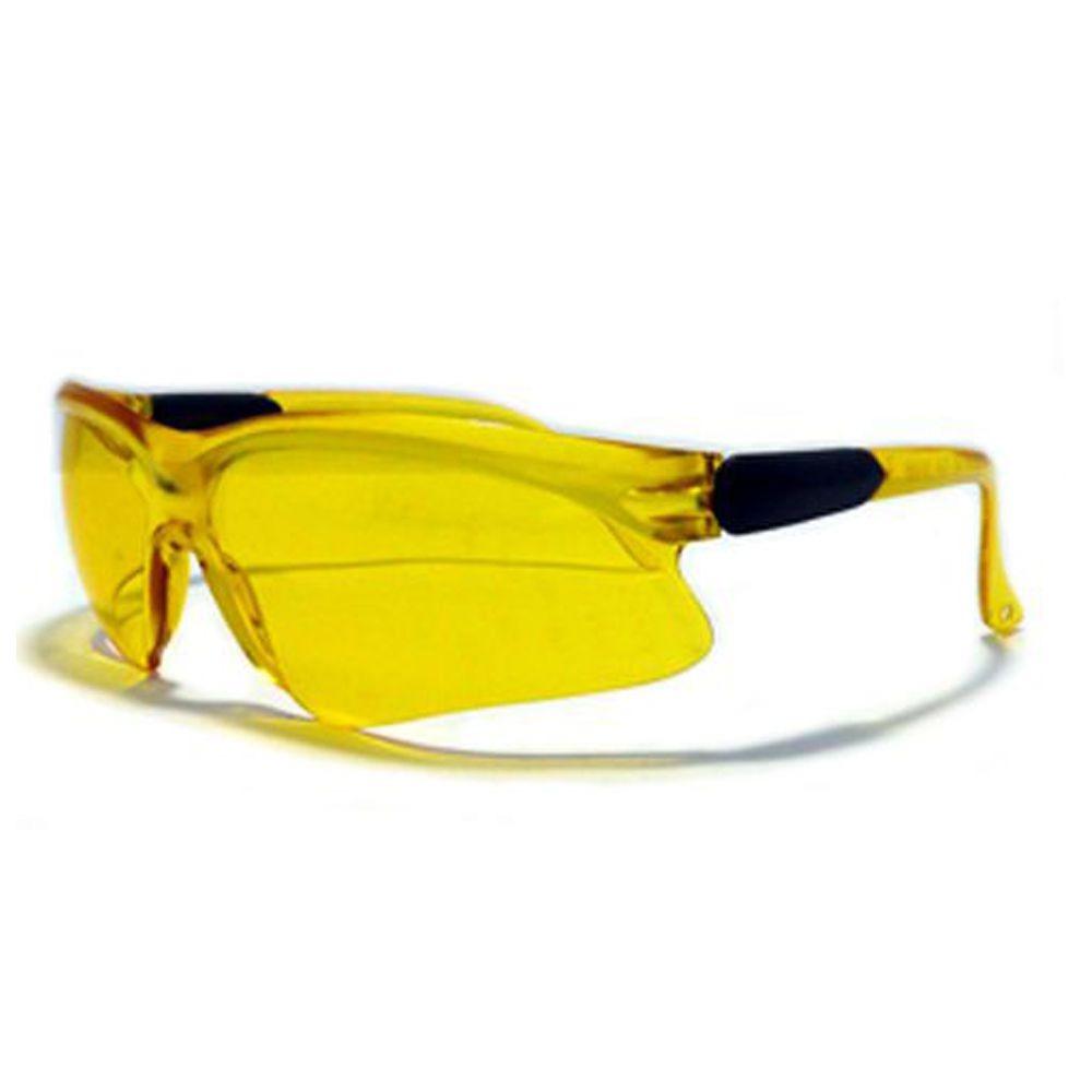 59a40058c59b9 Óculos Segurança Ciclismo Visão Noturna Lince Amarelo - R  16,90 em ...