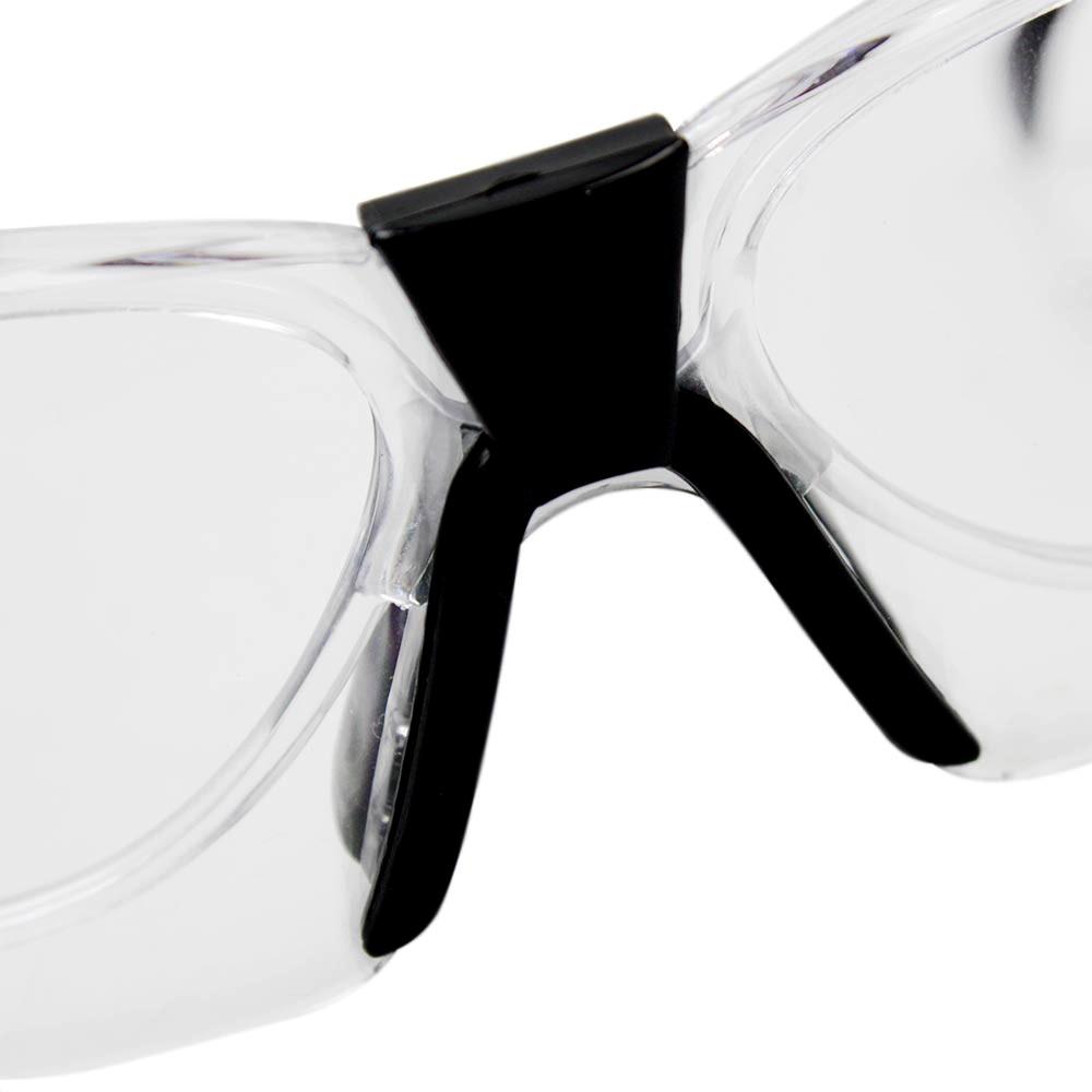 Óculos Segurança Delta - Incolor - Carbografite - R  21,70 em ... b48da76269