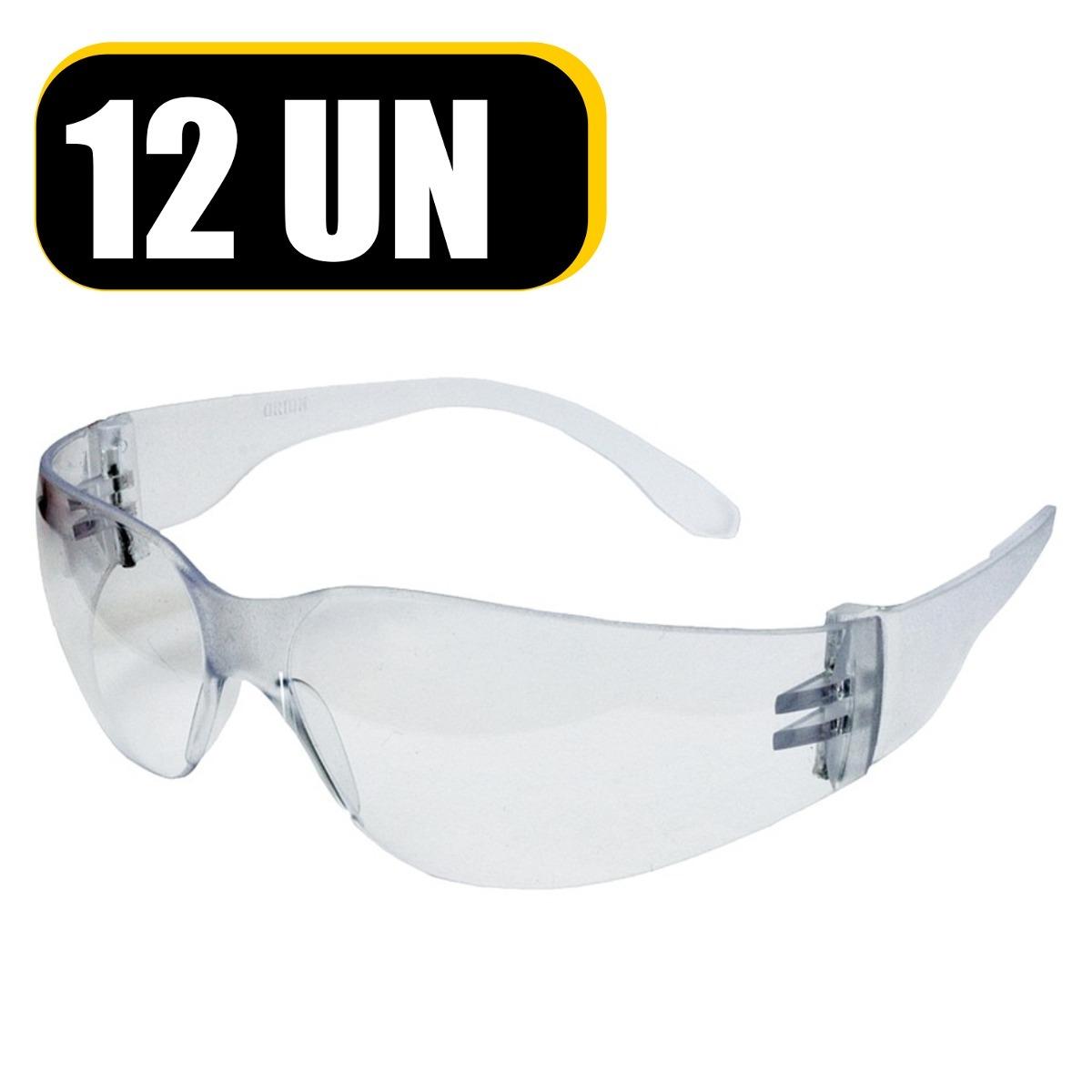6f6e0daed4d7b Óculos Segurança Epi 3m Virtua Incolor Proteção Trabalho - R  99,00 em Mercado  Livre