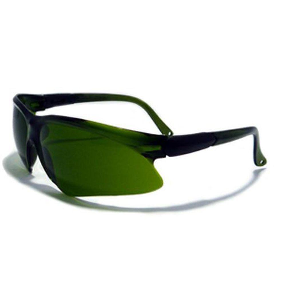 cb03ddded1136 Óculos Segurança Modelo Verde Lince Kalipso - R  14,80 em Mercado Livre