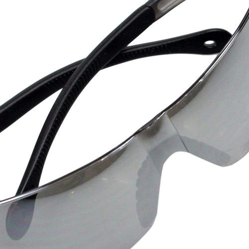 Óculos Segurança Pallas Cinza Espelhado Ca15684 Kalipso - R  31,69 ... 3c50f1a25f