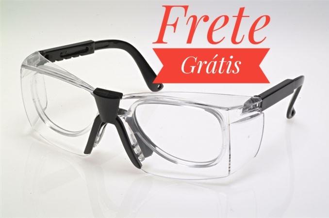 a512f942ea021 Óculos Segurança Proteção Epi Graduados Grau Castor 2 - R  79,00 em Mercado  Livre
