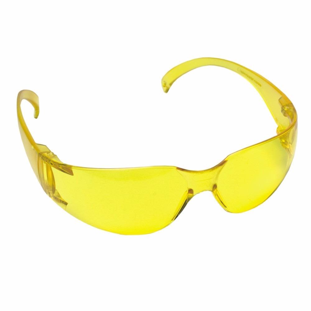 010177ac85b6c Oculos Segurança Prot.kalipso Leopardo Amarelo - R  12,40 em Mercado ...