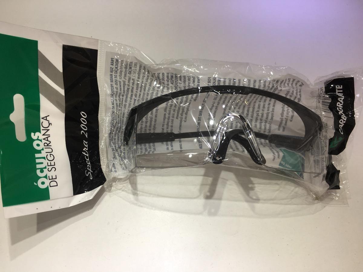 3d929d940e3d5 óculos segurança spectra 2000 - incolor - carbografite. Carregando zoom.