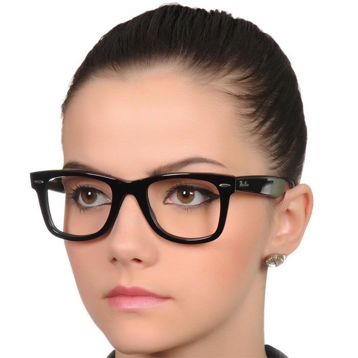 Óculos Sem Grau Com Lentes Rayban Justin Masculino Feminino - R  59 ... 8cf067d95d