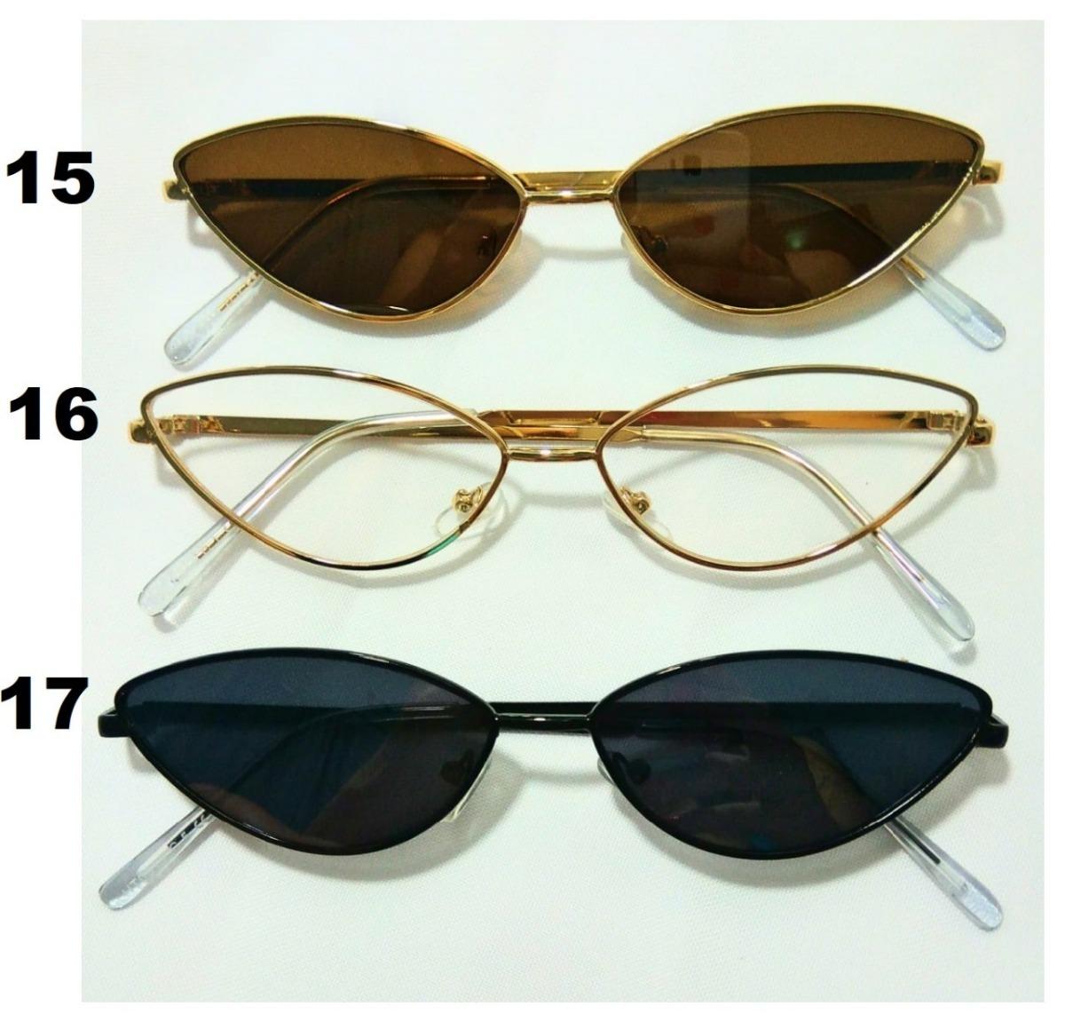 óculos sem grau redondo oval pequeno triangular poppy barato. Carregando  zoom. 7c62a92aa4
