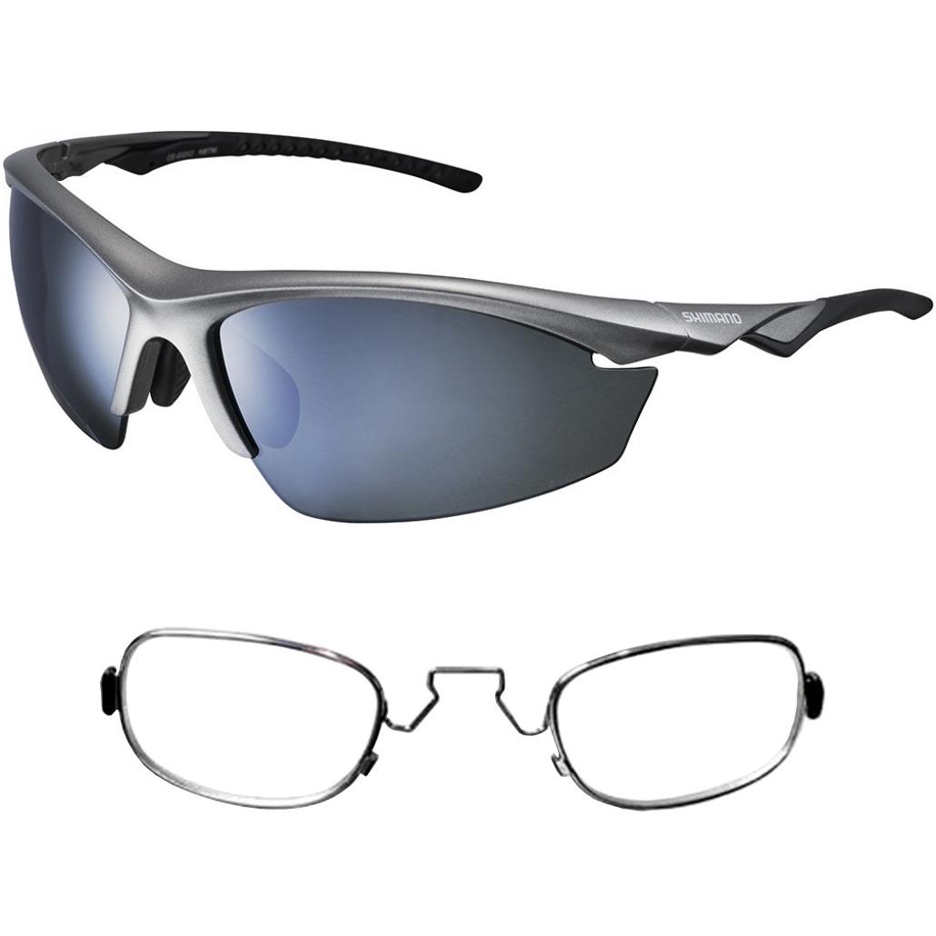 20818811696e6 óculos shimano ce-eqx2-pl polarizado 3 lentes + rx clip. Carregando zoom.