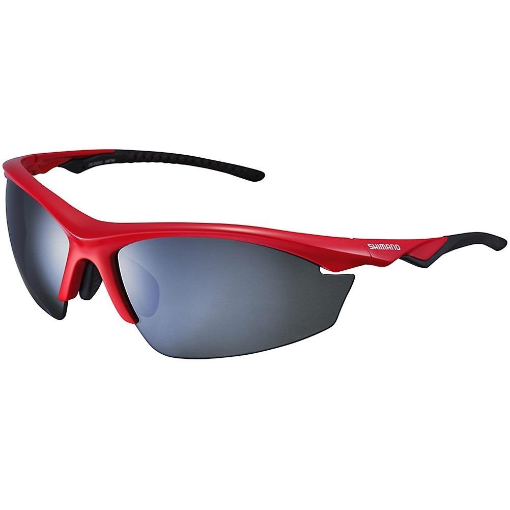 dad11d8e5d151 óculos shimano ce-eqx2-pl vermelho preto polarizado 3 lentes. Carregando  zoom.
