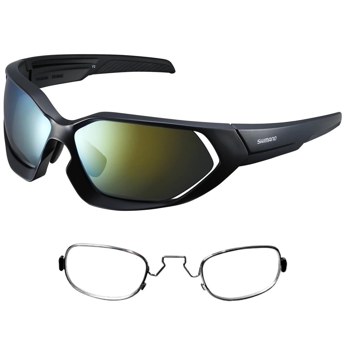 Óculos Shimano Ce-s51x Preto Fosco 3 Lentes + Rx Clip - R  334,90 em  Mercado Livre 6b804107e0