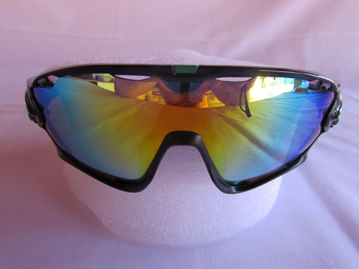 d95ce633c54c5 óculos sol 5 lentes 2018 corrida ciclismo polarizados uv400. Carregando  zoom.