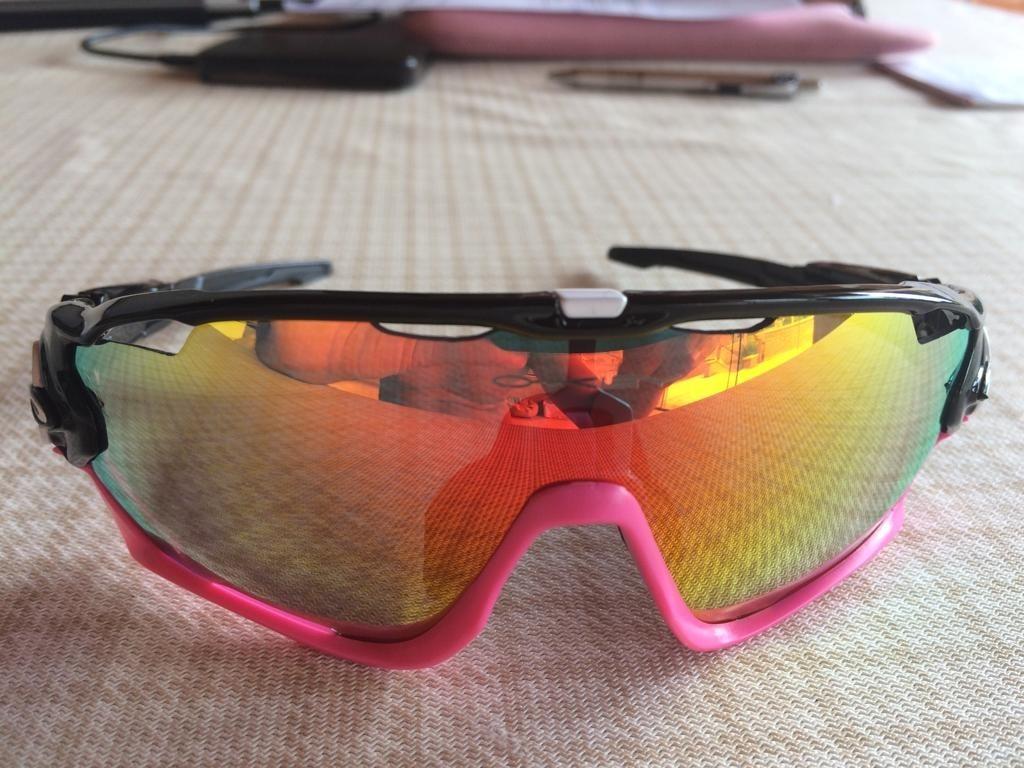 óculos sol 5 lentes 2018 corrida ciclismo polarizados uv400. Carregando  zoom. 03abbfb40d