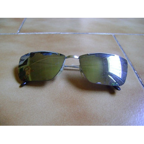 2fd89d7313d53 Óculos De Sol Lente Prata Alan Garraud Original Importado!
