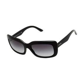 2a4244953556b Óculos De Sol Prada - Original - Modelo Black Grey