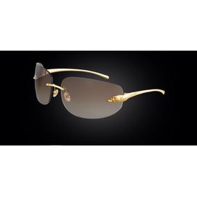 f2a3e084495 Oculos Cartier Panthere De Sol Original no Mercado Livre Brasil