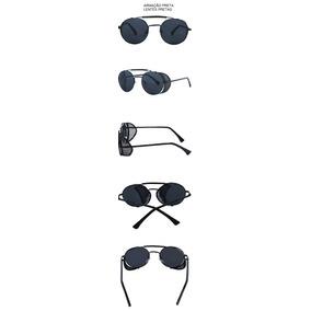 be426161b5cf7 Oculos Sol Proteção Lateral Ficção Estilo Soldador Caçador