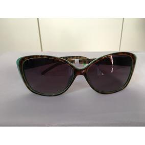 b82e321ee6d48 Óculos De Sol Jessica Simpson Original Armação Oncinha