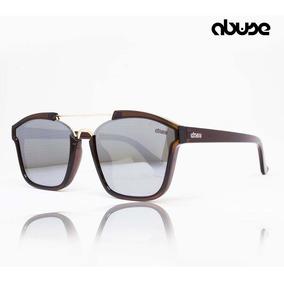 b639aaf728ac4 Óculos De Sol Feminino Importado Espelhado Modelo Abuse Kind