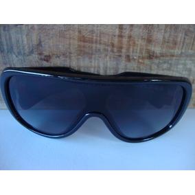 5f7dc788ecc63 Óculos Evoke Amplifier Aviator Black Shine Gold