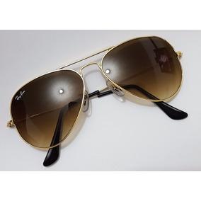 acd572970228b Ray Ban Aviador 3025 58 14 138 - Óculos no Mercado Livre Brasil