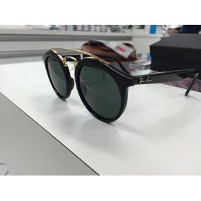 e5247f902c54e Ray Ban Gatsby Redondo - Óculos no Mercado Livre Brasil