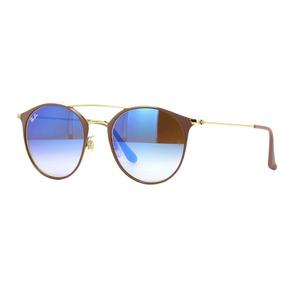 5482e0435 Oculos Rayban 3546 Azul - Óculos no Mercado Livre Brasil