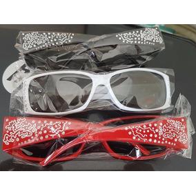 e80ff115b25b5 Oculos De Sol Colorido Gatinho Com Strass - Óculos no Mercado Livre ...
