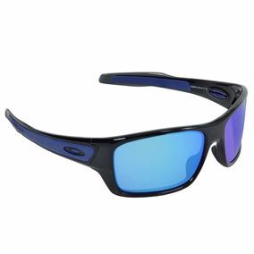 ec0dfd5f9af7c Óculos Masculino Oakley Turbine Black Ink Sapphire Iridium
