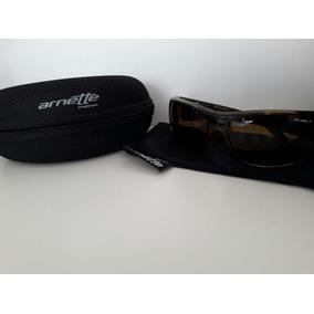 0886bf930cd64 Oculos Arnette Feminino Marron no Mercado Livre Brasil
