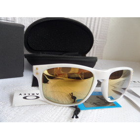 df323df1f163a Oakley Deception Polished Gold Vr50 De Sol - Óculos no Mercado Livre ...