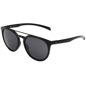 317fa277b2164 Óculos De Sol Hb Burnie Gloss Black Gray Lenses