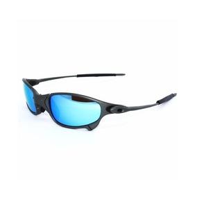 53efe22f4c13e Oakley Double X Ice Blue De Sol Juliet - Óculos no Mercado Livre Brasil