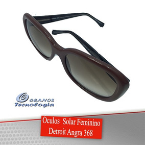 e63c6393461d8 Oculos Detroit Grau no Mercado Livre Brasil