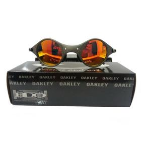 bbaf43bd3556a Toca Da Medusa De Sol Oakley Juliet - Óculos no Mercado Livre Brasil