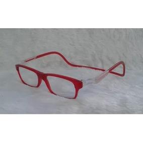 fa1e9d55fd895 Armação Óculos Imã Magnético Frontal Unissex Varias Cores