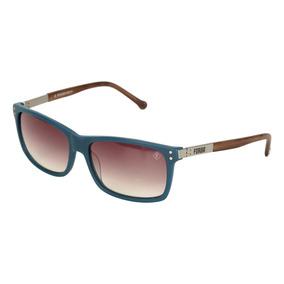 3794e70360909 Óculos De Sol Forum Marmorizado Masculino - Cor Marrom